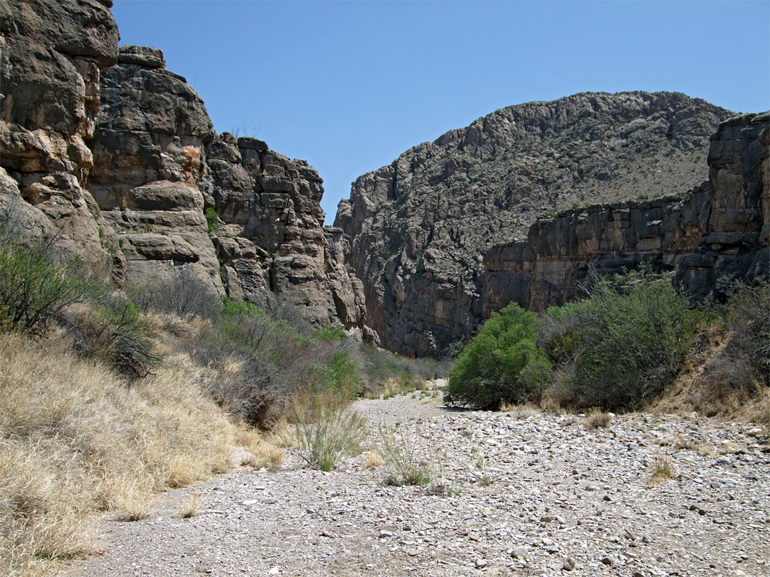 Dog Canyon And Devil S Den