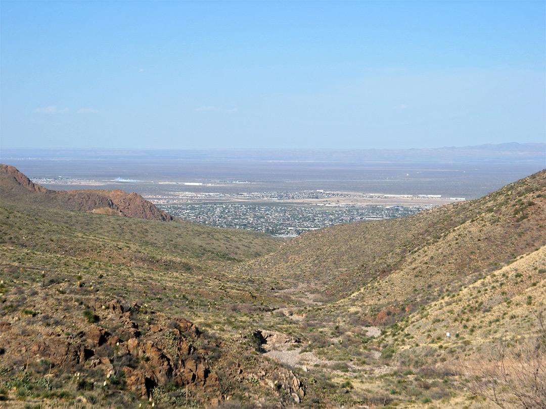 Fort Davis Tx >> Franklin Mountains State Park, El Paso, Texas