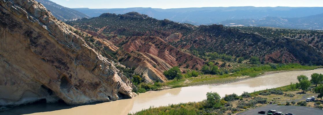 Dinosaur National Monument, Utah/Colorado