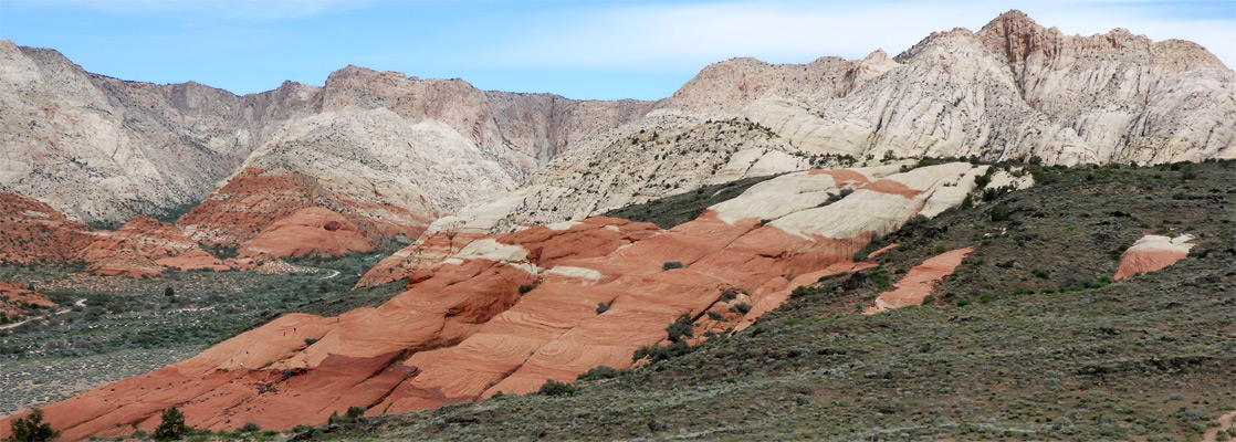 Snow Canyon State Park, St George, Utah