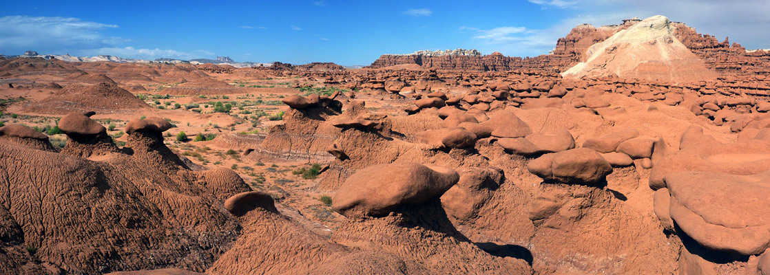 Goblin Valley State Park, Hanksville, Utah on valley of fire map, hardware ranch map, athabasca glacier map, ogden map, fisher towers map, american fork canyon map, death valley tourist map, water quality map, coral pink sand dunes map, logan map, negro bill canyon map, red rock canyon map, cedar breaks map, tornado valley map, pelican lake map, timpanogos cave map, brian head map, little cottonwood canyon map, sego canyon map, great salt lake map,