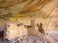 Monarch Cave, Comb Ridge