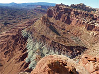 Rim Overlook/ Navajo Knobs