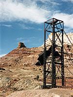 The San Rafael Swell, Utah
