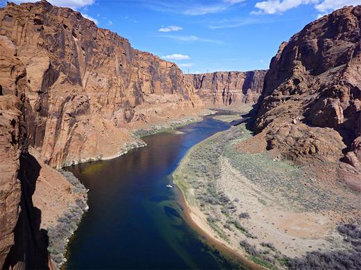 Ferry Swale Canyon Glen Canyon National Recreation Area