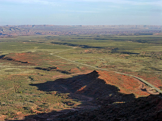 Highway 261 to Mexican Hat
