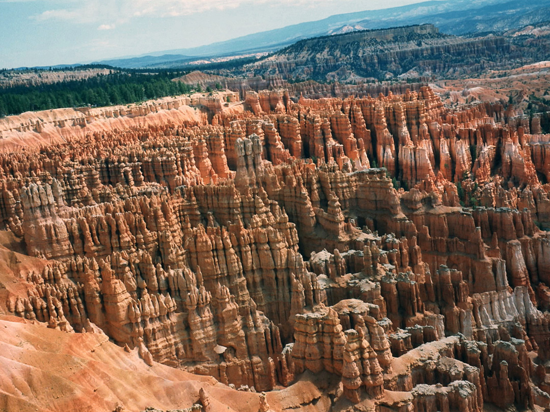 Bryce Canyon, from Bryce Point
