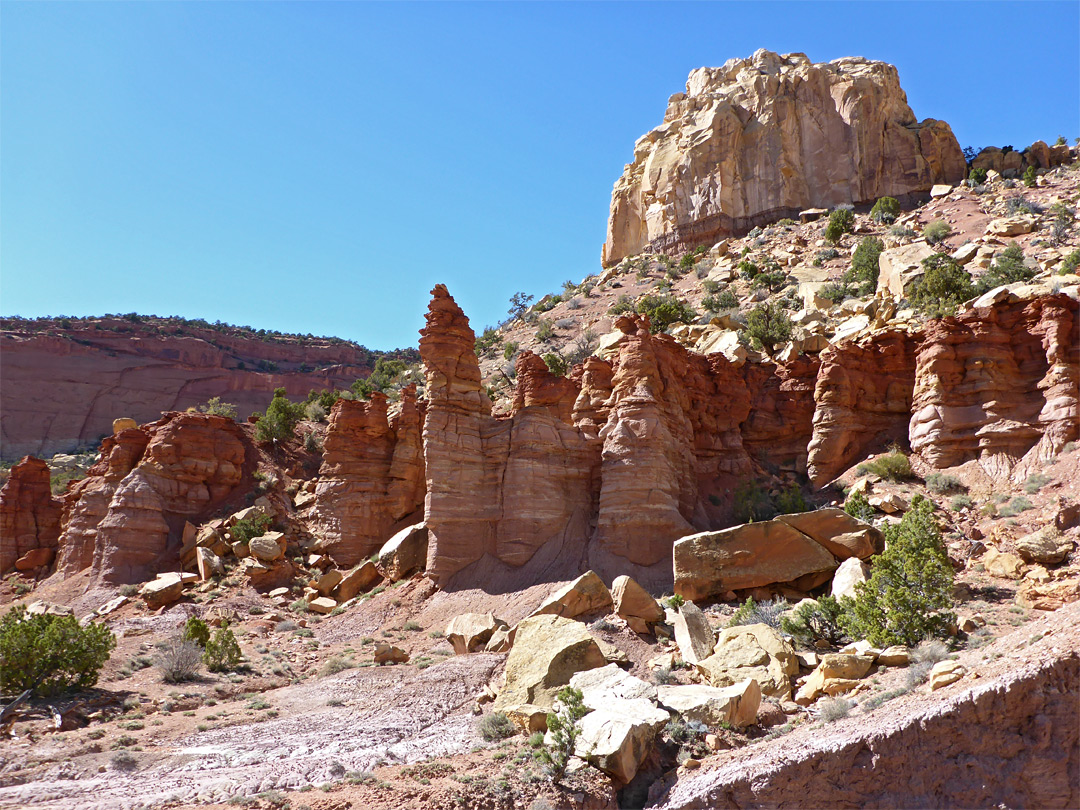 Photographs of Grand Staircase-Escalante National Monument