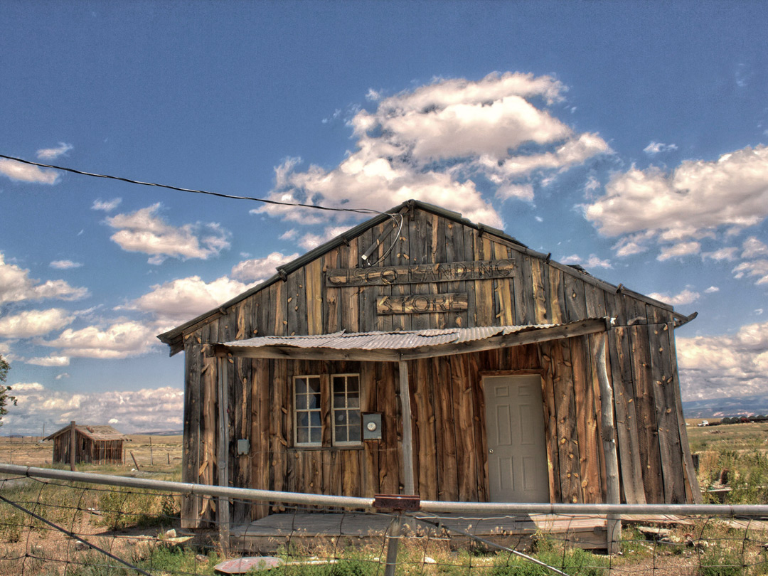 Cisco Landing Store: Cisco, Utah