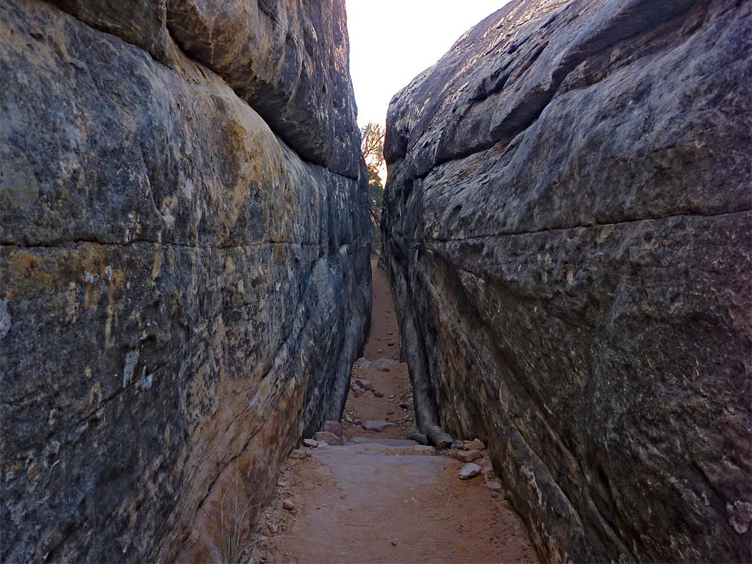 Http Www Americansouthwest Net Utah Canyonlands Druid1 L Html