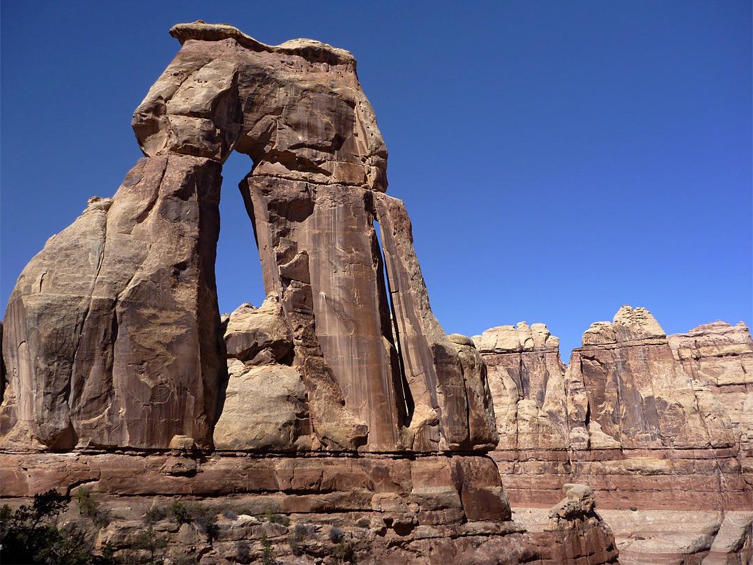 Druid Arch Druid Arch Trail Canyonlands National Park Utah