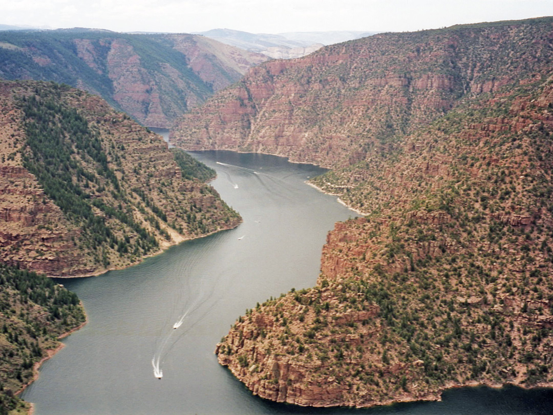 Red Canyon, above Flaming Gorge Dam