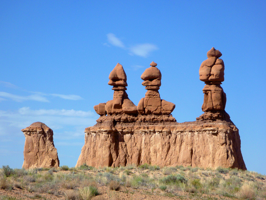 Photographs Of Goblin Valley State Park