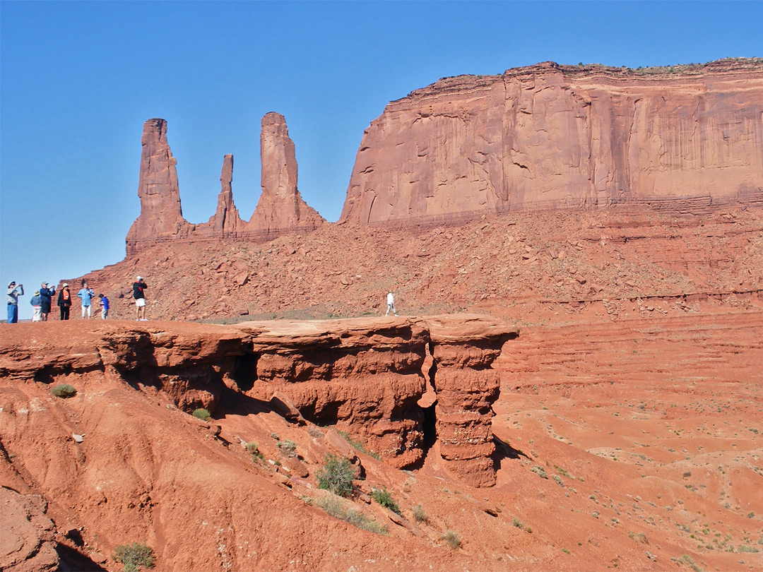 John Ford S Point The Valley Drive Monument Valley Arizona