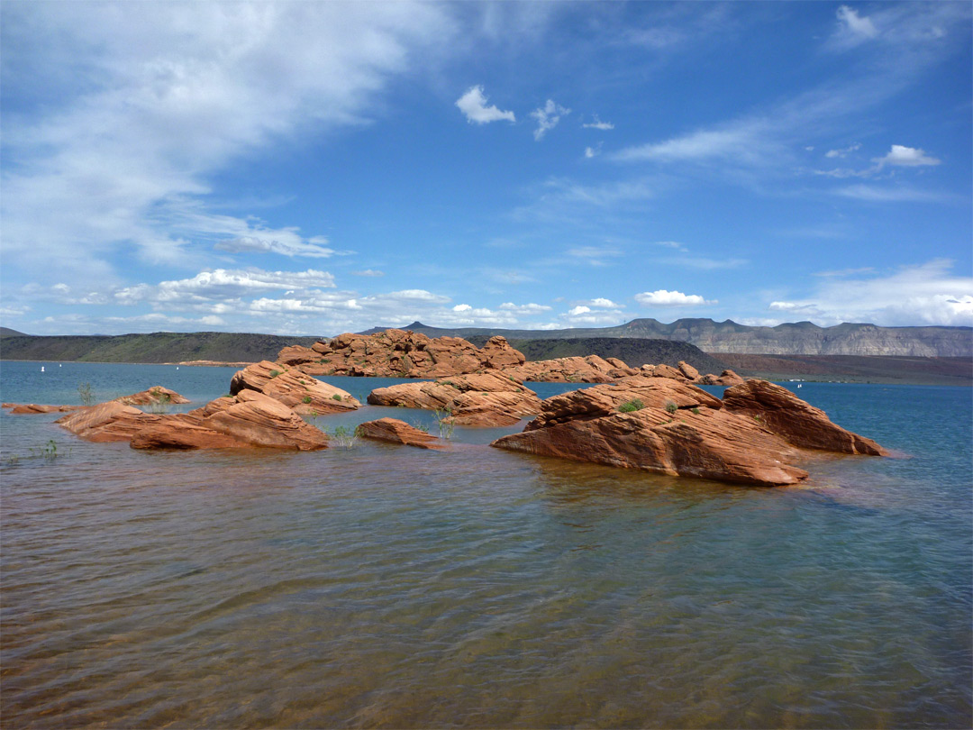 Fishing utah all about fish for Sand hollow fishing report