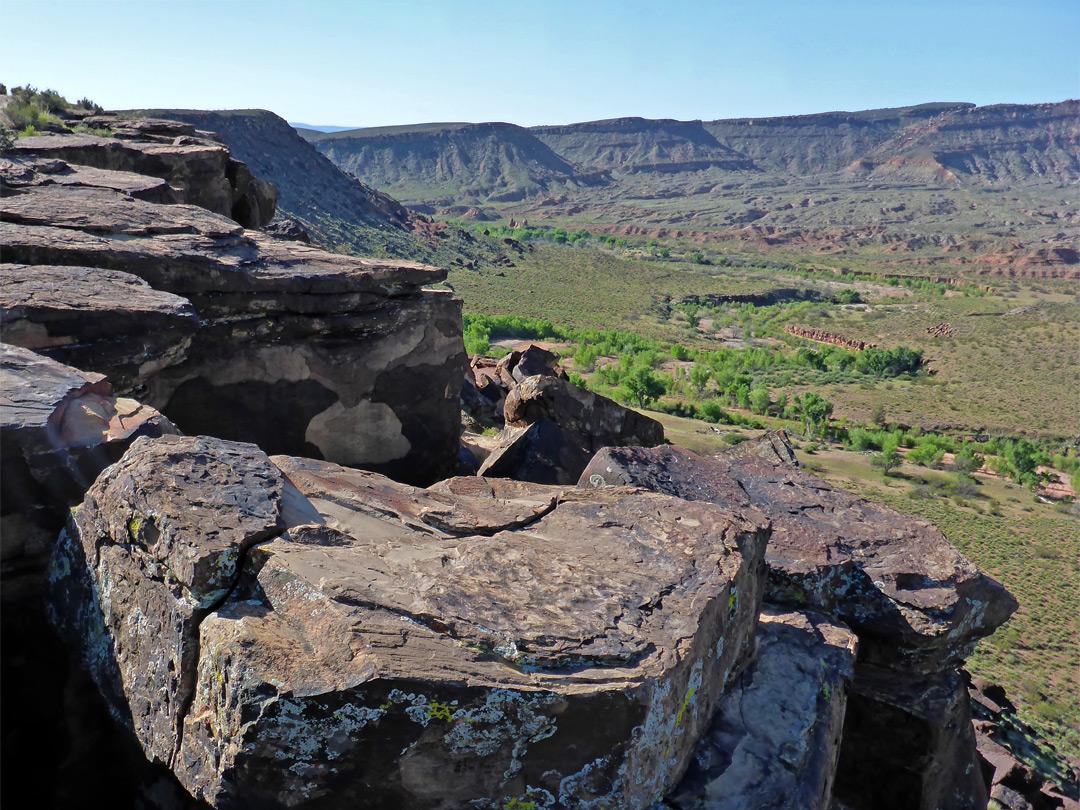 santa clara river reserve utah