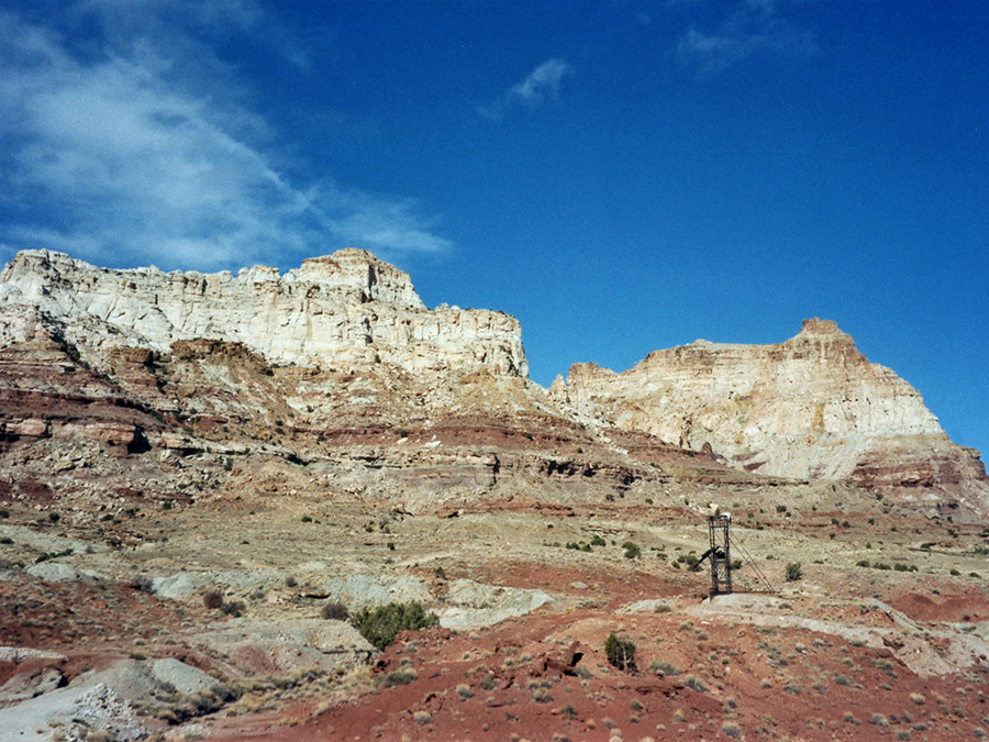 Temple Mountain