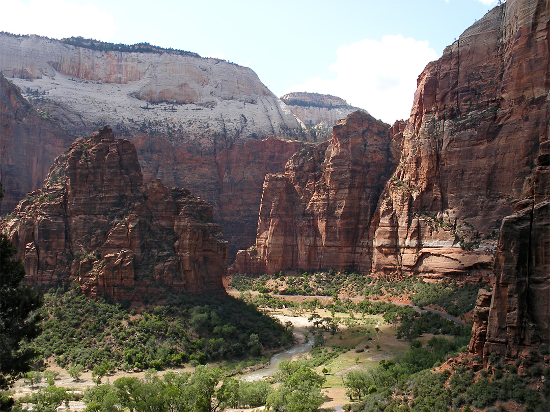 The Organ, and the Virgin River