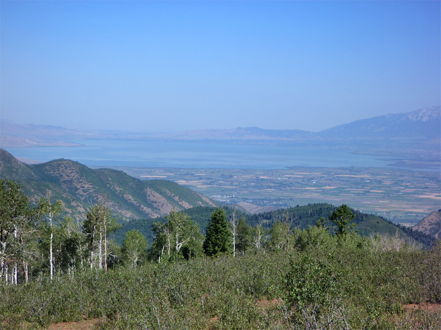 Utah Valley Overlook