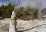 Video of Monument Geyser Basin
