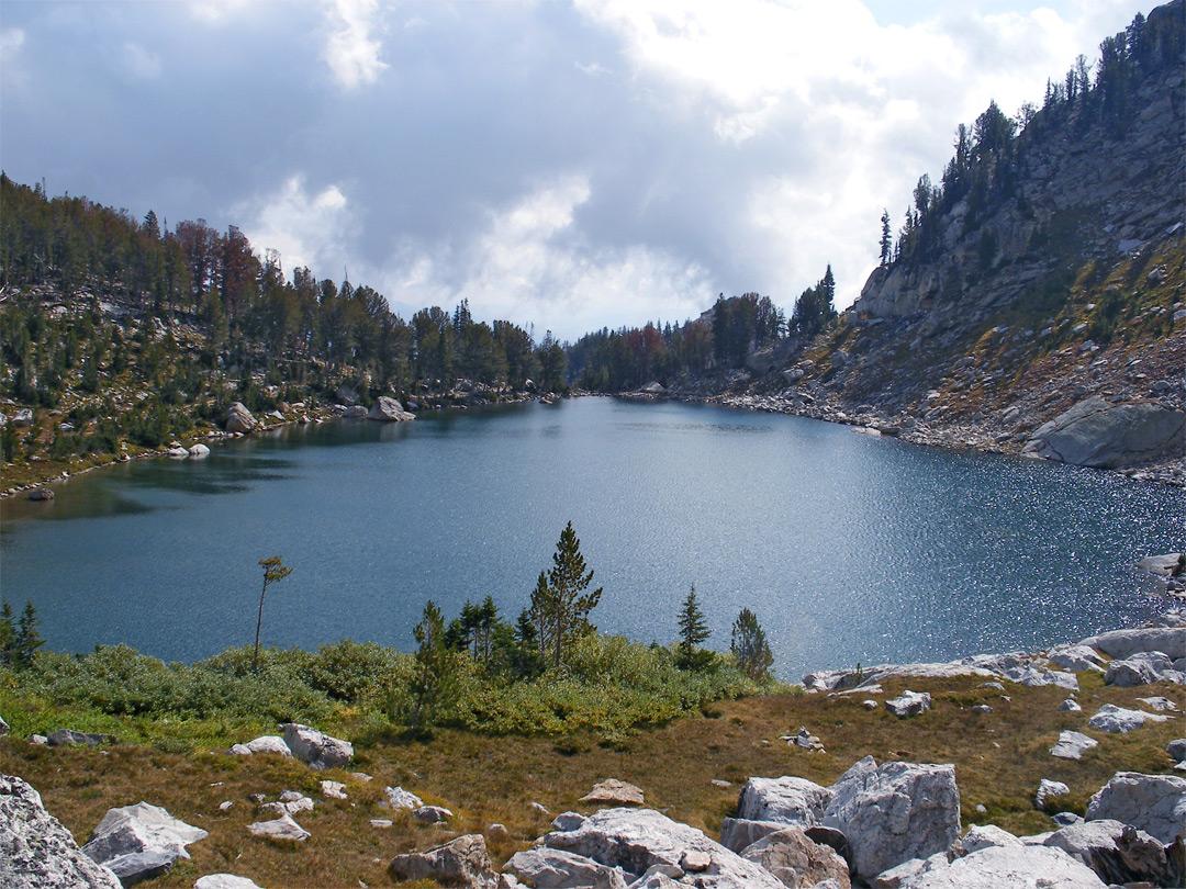 The Lake Amphitheater Lake Trail Grand Teton National