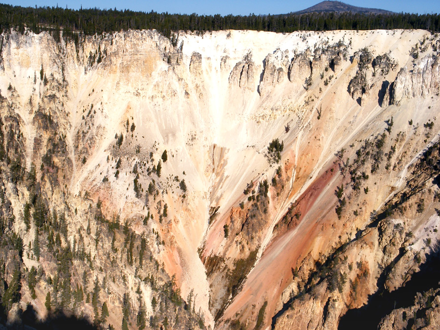 North side of Grand Canyon of the Yellowstone
