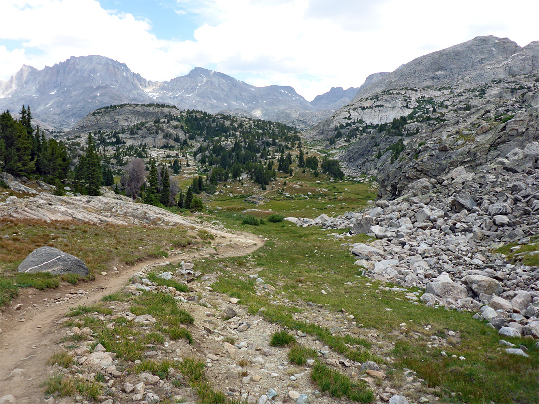 Indian Pass Trail