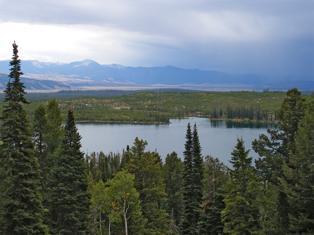 Taggart Lake and Jackson Hole